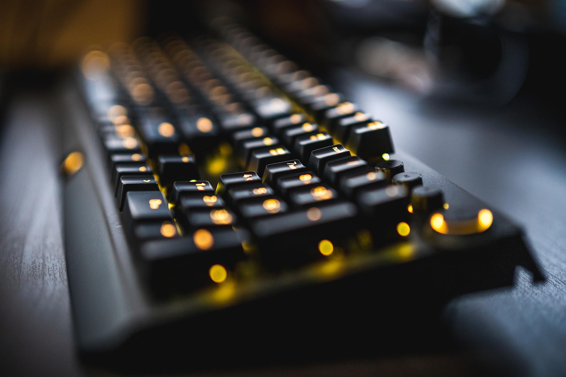 keyboard gaming
